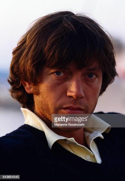 French actor director producer and screenwriter Bernard Giraudeau
