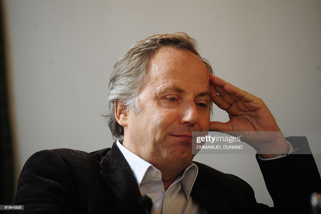 Fabrice Luchini | Getty Images