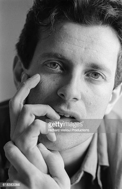 French actor Francis Huster is in Cannes France He is attending the release of his 1984 film Le Femme Publique at the Cannes Film Festival