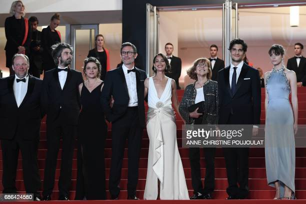 French actor Gregory Gadebois French actor Misha Lescot French producer Florence Gastaud French director Michel Hazanavicius FrenchArgentinian...