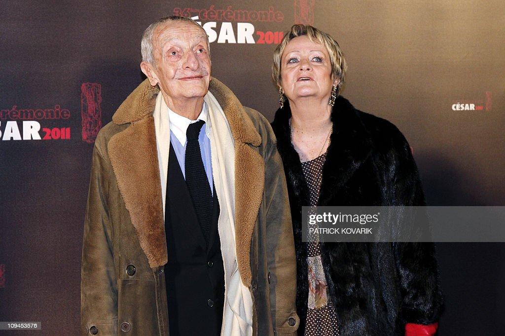 Red Carpet Arrivals - Cesar Film Awards 2011