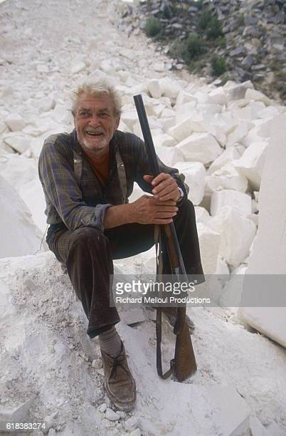French actor Jean Marais stars in the 1986 film Lien de Parenté The French film was directed by Willy Rameau and also stars Serge Ubrette and Anouk...