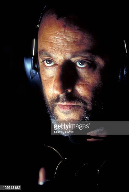 French actor Jean Reno as agent Franz Krieger in a scene from the film 'Mission Impossible' 1996