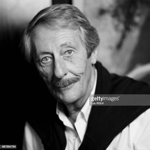 French actor Jean Rochefort