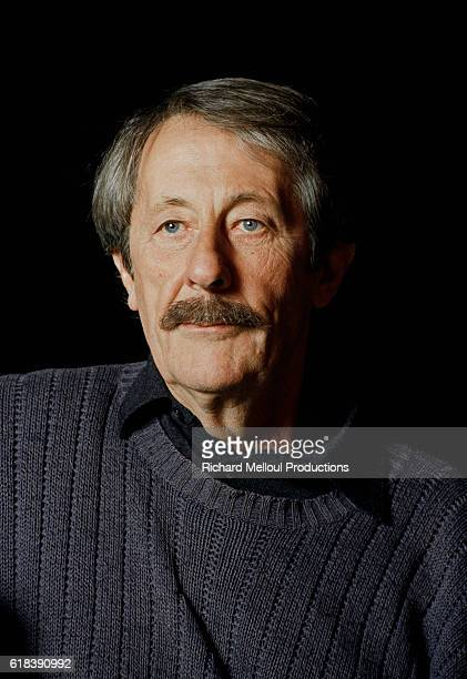 French actor Jean Rochefort stars in the 1997 production of the play Art by Yasmina Reza
