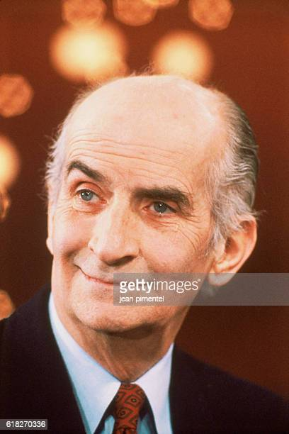 French Actor Louis de Funes