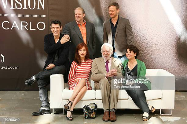 French actor Marc Lavoine US producer Edward Bernero US actor Eric Christian Olsen Italian actress Gabriella Pession Canadian actor Donald Sutherland...