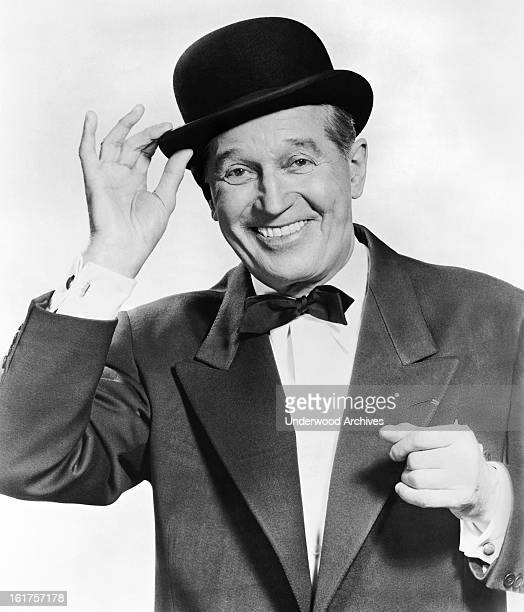 French actor Maurice Chevalier Hollywood California May 16 1959