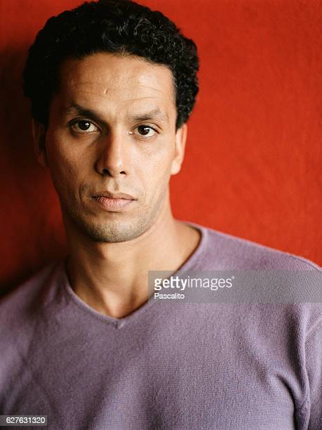French actor of Tunisian origins Sami Bouajila.