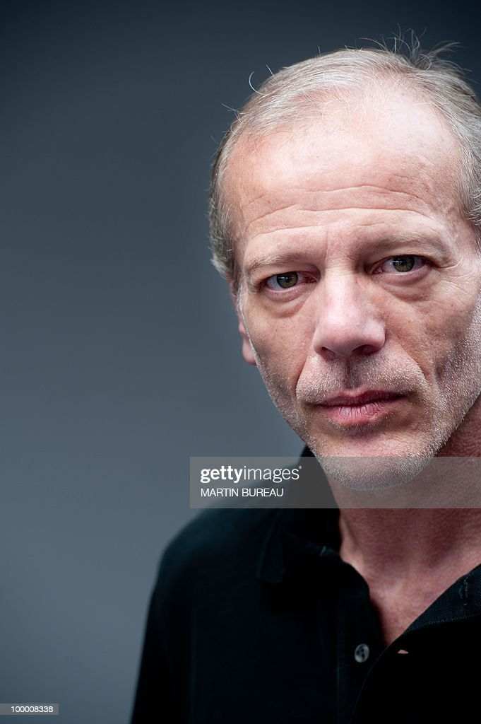 French actor Pascal Greggory poses during the 63rd Cannes Film Festival on May 20, 2010 in Cannes.