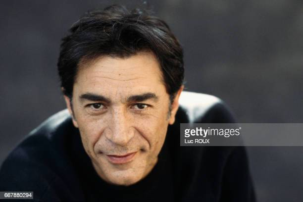 French actor Richard Berry