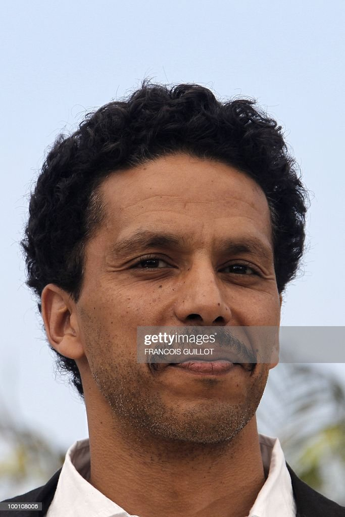 French actor Sami Bouajila poses during the photocall of 'Hors La Loi' (Outside of the Law) presented in competition at the 63rd Cannes Film Festival on May 21, 2010 in Cannes.