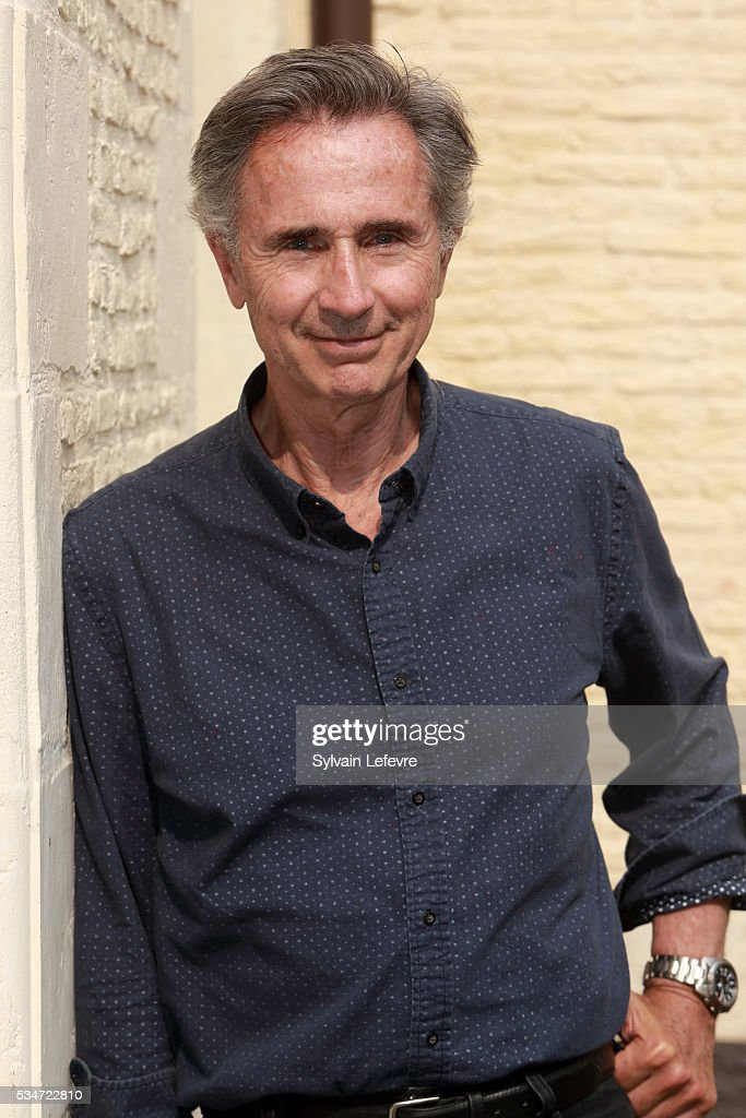 French actor Thierry Lhermitte poses during photo session before press conference for the premiere of the film 'La Nouvelle Vie de Paul Sneijder' on May 27, 2016 in Lille, France.