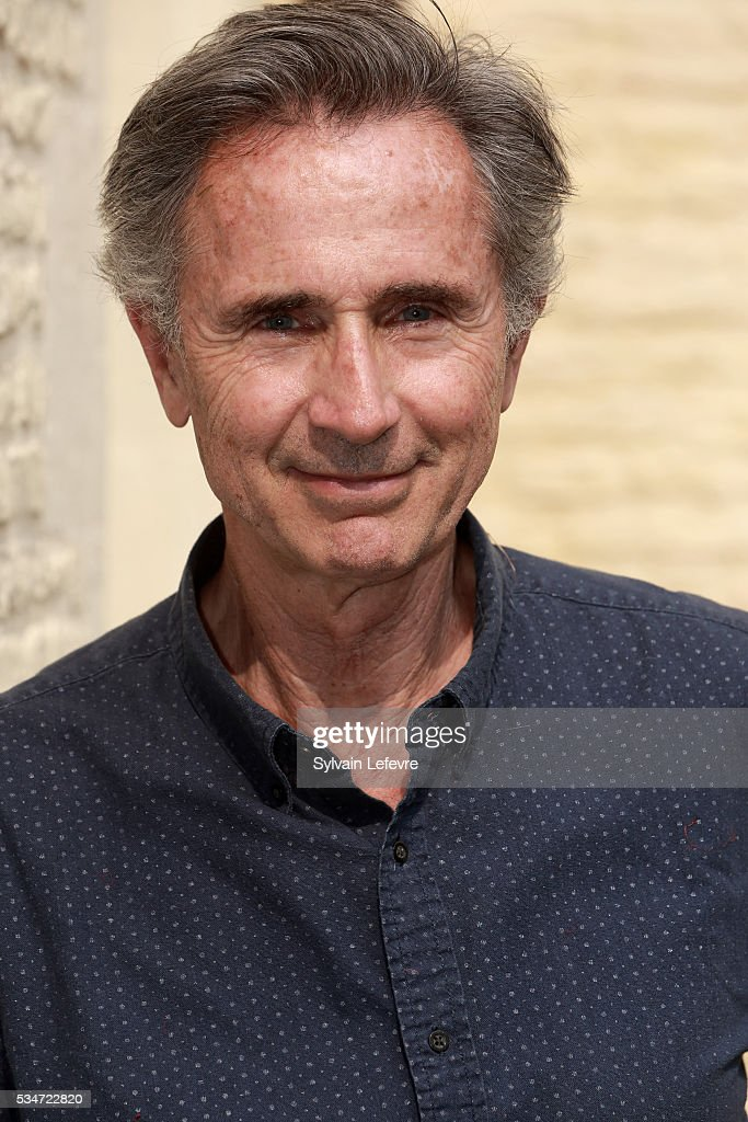 French actor <a gi-track='captionPersonalityLinkClicked' href=/galleries/search?phrase=Thierry+Lhermitte&family=editorial&specificpeople=768146 ng-click='$event.stopPropagation()'>Thierry Lhermitte</a> poses during photo session before press conference for the premiere of the film 'La Nouvelle Vie de Paul Sneijder' on May 27, 2016 in Lille, France.