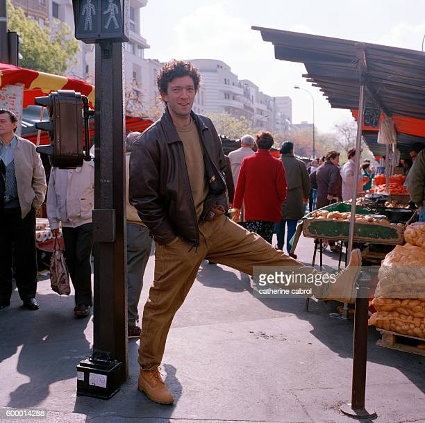 French Actor Vincent Cassel
