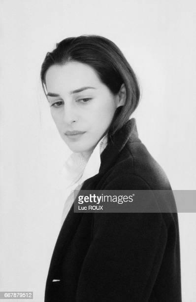 French actress Amira Casar