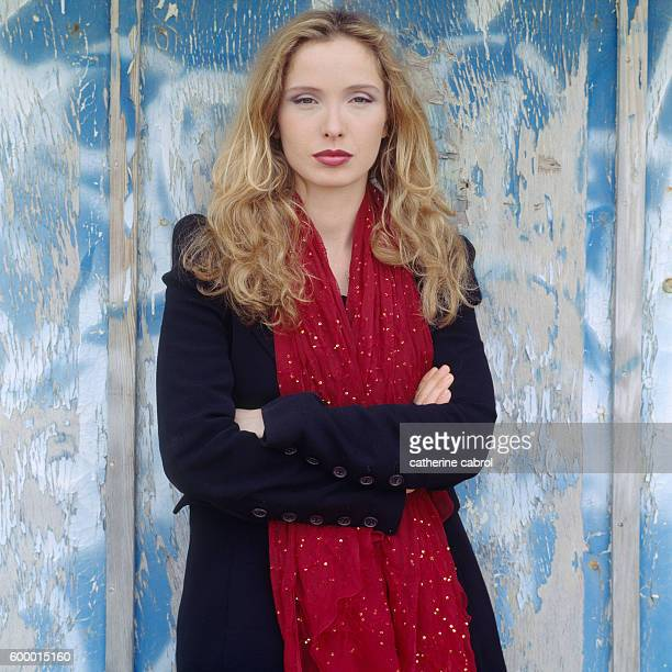 French actress and director Julie Delpy during the Cannes Film Festival