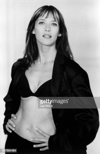 French actress and director Sophie Marceau
