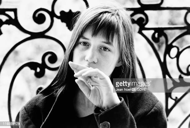 French Actress And Singer Charlotte Gainsbourg