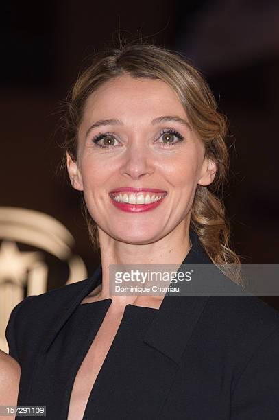French actress Anne Marivin arrives for the tribute to Hindi cinema at the 12th Marrakech International Film Festival on November 30Marrakech...