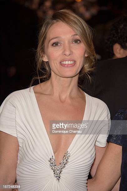 French actress Anne Marivin attends the 'Touch Of The Light' Opening Film of the 12th Marrakech International Film Festival on November 30 2012 in...
