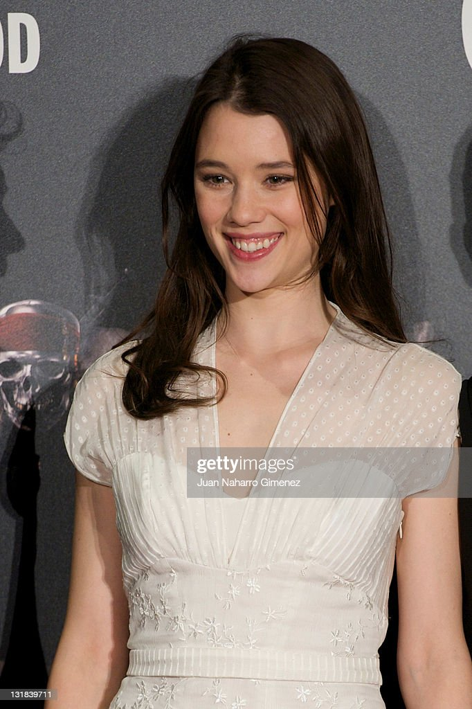 French actress Astrid Berges-Frisbey attends 'Pirates Of The Caribbean: On Stranger Tides'
