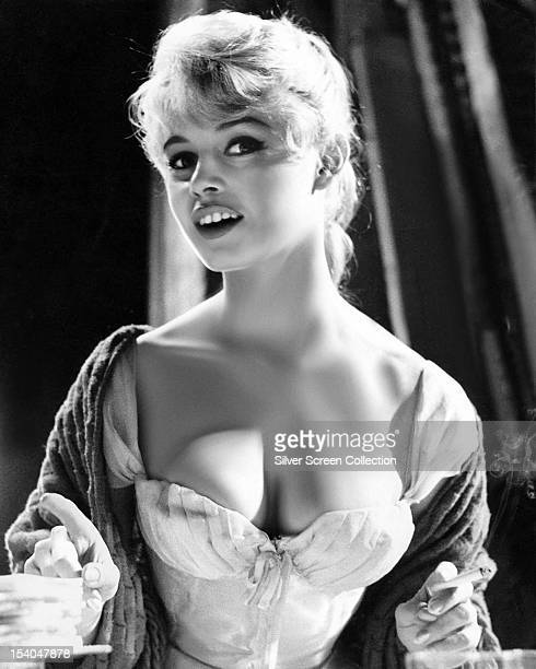 French actress Brigitte Bardot circa 1955