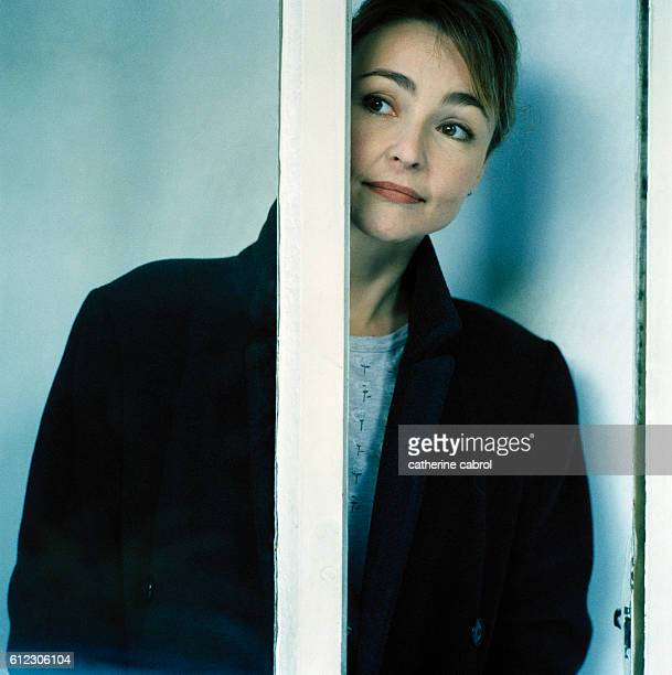 French Actress Catherine Frot