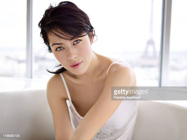 French actress [CELEBRITY] is photographed for [PUBLICATION] on [DATE] in [CITY] [COUNTRY] CREDIT MUST READ Frederic Auerbach for Christian Dior...