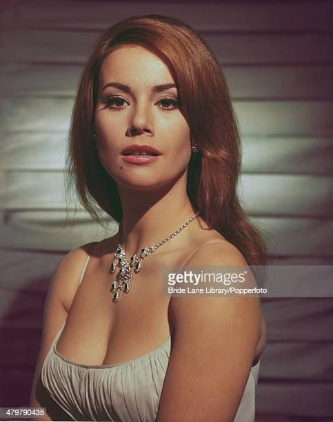 French actress Claudine Auger circa 1965