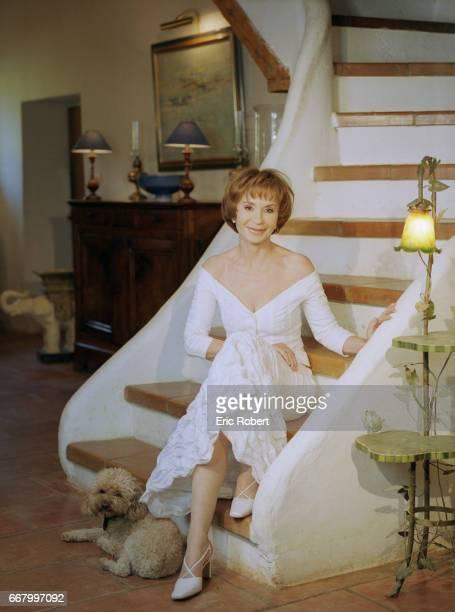 French Actress Daniele Evenou
