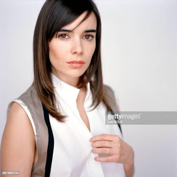 French actress Elodie Bouchez