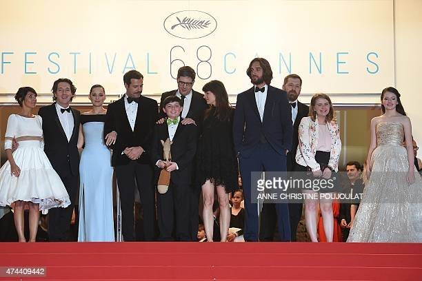 French actress Florence Foresti French actor Guillaume Gallienne French actress Marion Cotillard French actor Laurent Lafitte US actor Riley Osborne...