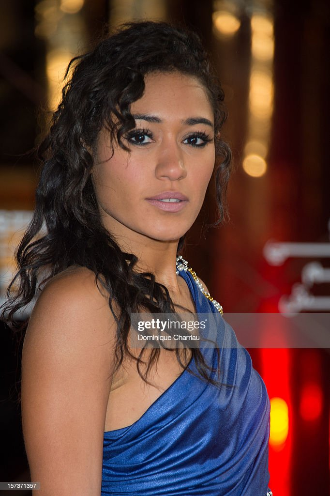 French Actress Josephine Jobert arrives to the Tribute To Chinese Director Zhang Yimou during the 12th International Marrakech Film Festival on December 2, 2012 in Marrakech, Morocco.