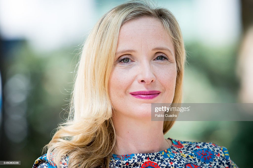 "Actress Julie Delpy Attends ""Lolo"" Photocall"