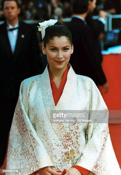French actress Laetitia Casta representing L'Or al arrives at the Palais Des Festivals at the Cannes Film Festival France