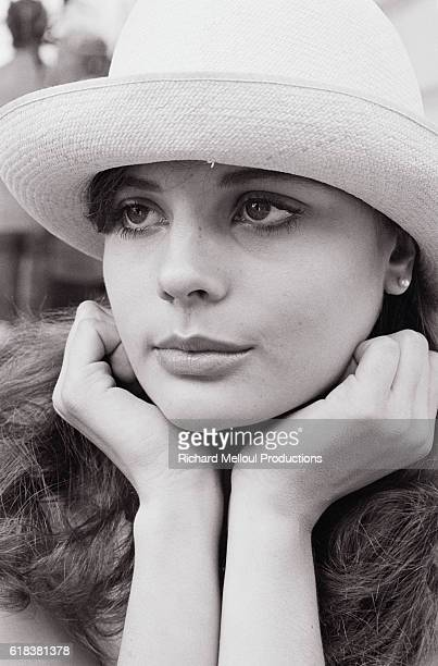 French Actress Marie Trintignant