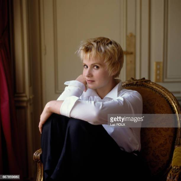 French Actress MiouMiou