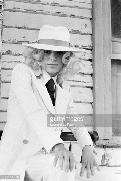 French Actress Mireille Darc