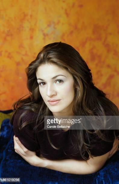 French Actress Nadia Fares