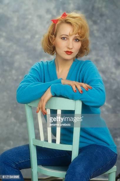 French Actress Pauline Lafont
