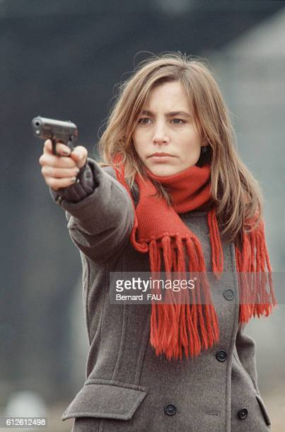 French actress Sophie Duez is Commissaire Marie SaintGeorges