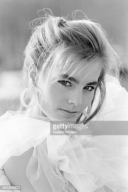 French Actress Sophie Duez