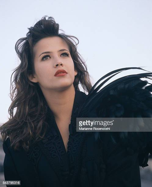 French actress Sophie Marceau