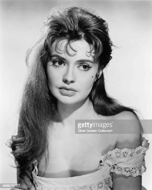 French actress Yvonne Monlaur as Marianne in the Hammer horror film 'The Brides of Dracula' 1960