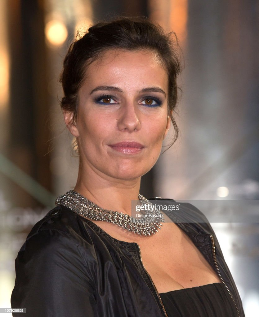 French actress Zoe Felix poses as she arrives at the 12th International Marrakech Film Festival on December 7, 2012 in Marrakech, Morocco.