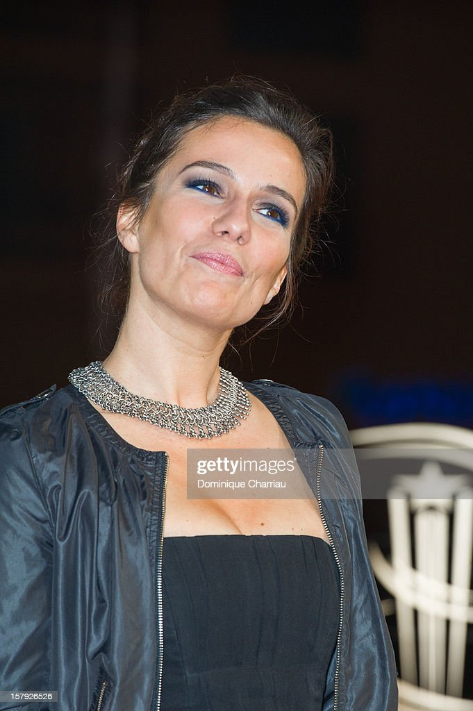 French actress Zoe Felix poses as she arrives at the 'Ginger & Rosa' Premiere during the 12th International Marrakech Film Festival on December 7, 2012 in Marrakech, Morocco.