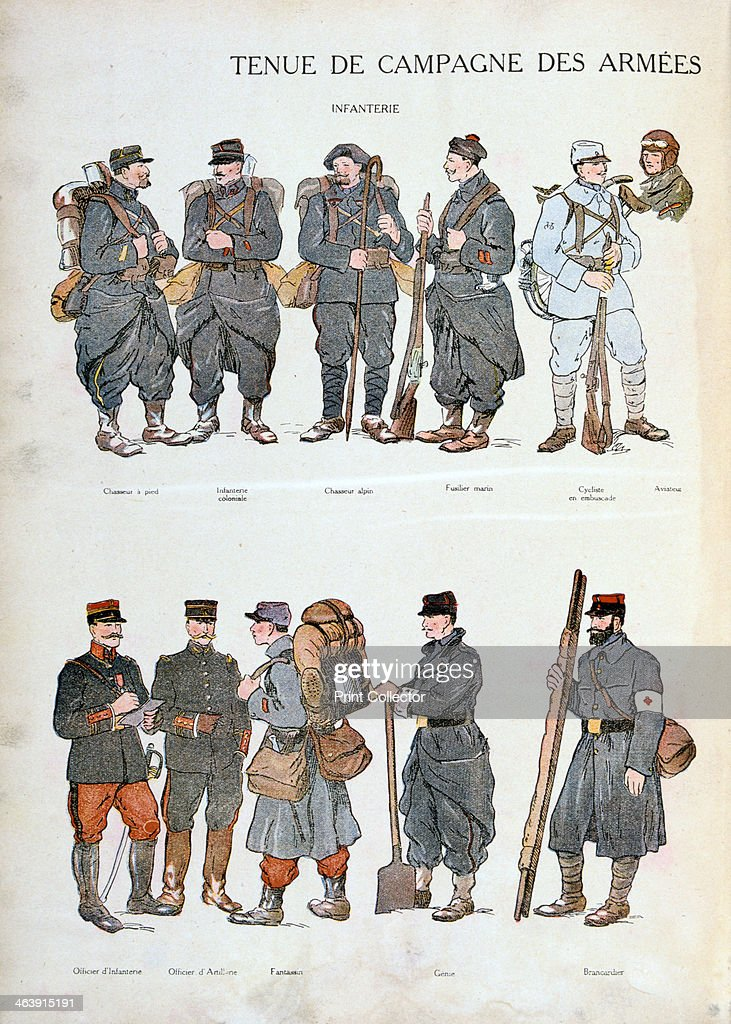 the french started wwi The french m -1877 canteen posted it was kind of iconic to the french soldier at the start of wwi the this color of cloth was also started to be.