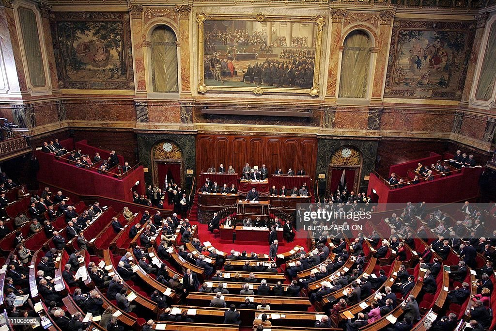 Jean pierre raffarin getty images for French chamber