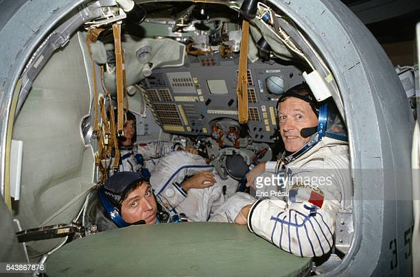 French Astronaut JeanLoup Chrétien will made his second space flight as a researchcosmonaut on board Soyuz TM7 which will be launched on November 26...